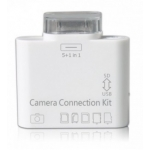 Картридер / Card Reader - Camera connection kit for Apple iPad - 5 in 1 - Deppa