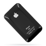 Задняя крышка Apple IPhone 3GS 16GB Black - High Copy