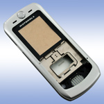 Корпус для Motorola L6 Silver - High Copy