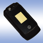 Корпус для Motorola V6 Black - High Copy