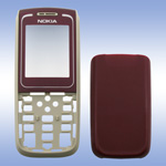 Корпус для Nokia 1650 Red - High Copy