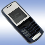 Корпус для Sony Ericsson J230i Blue - High Copy