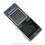 Корпус для Sony Ericsson K220 Blue - High Copy