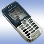 Корпус для Sony Ericsson K300 Blue - High Copy