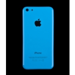 Корпус для Apple IPhone 5C Blue - High Copy