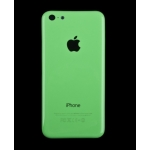Корпус для Apple IPhone 5C Green - High Copy