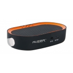 Портативная bluetooth колонка AUZER AS-P1 (3 in 1) - Black