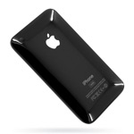 Задняя крышка Apple IPhone 3G 16GB Black - High Copy