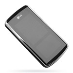 Корпус для LG KF600 Black - High Copy