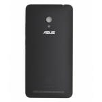 Задняя крышка для Asus Zenfone 6 (A600CG) Black - High Copy
