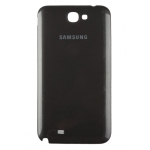Задняя крышка для Samsung GT-N7100 - Galaxy Note II Black - High Copy