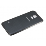 Задняя крышка для Samsung SM-G800 Galaxy S5 mini Grey - High Copy