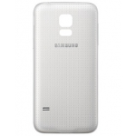 Задняя крышка для Samsung SM-G800 Galaxy S5 mini White - High Copy