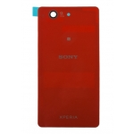 Задняя крышка для Sony Xperia Z3 Compact Red - High Copy